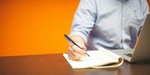 S pisanjem besedil do poslovnih priložnosti