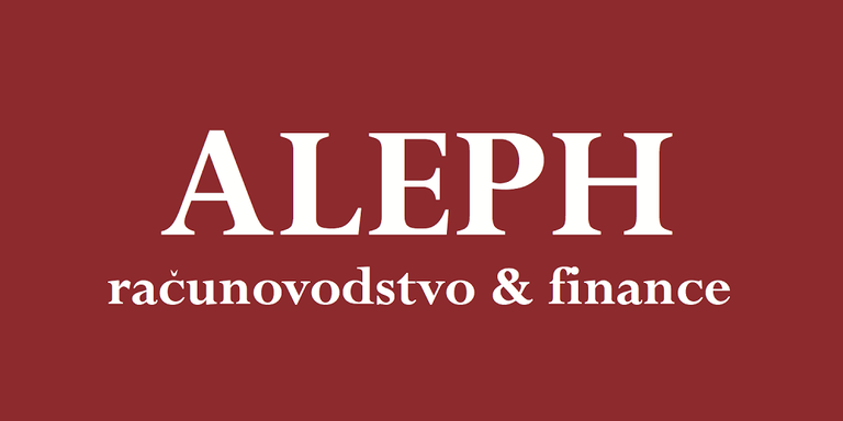 MP računovodstvo: Aleph d.o.o.