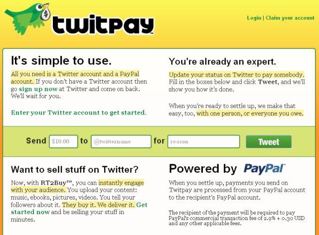 Skyblox sprejel denar kar prek Twitterja