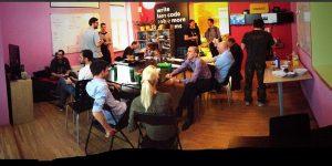 3. Startup Crawl dan odprtih vrat slovenskih inovativnih tehnoloških podjetij