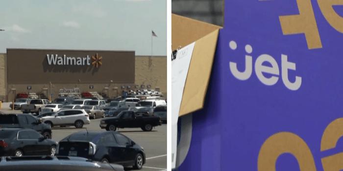 Walmart kupil startup Jet!