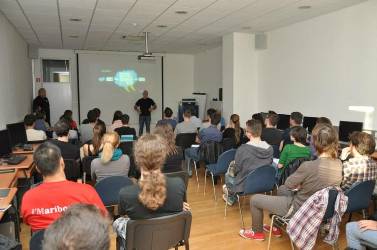 Ekipa LuxS slavila na Podjetniškem vikendu v Mariboru