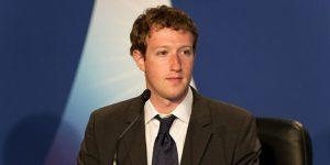 Navdihujoči reki Marka Zuckerberga