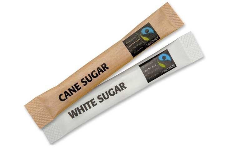 Kaj nam o dizajnu lahko pove vrečka sladkorja?