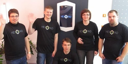 Hexapad: Po nekaj urah smo spoznali realnost Kickstarterja