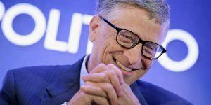 Smernice, ki so Billa Gatesa naredile velikega