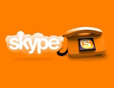 Težave za Skype