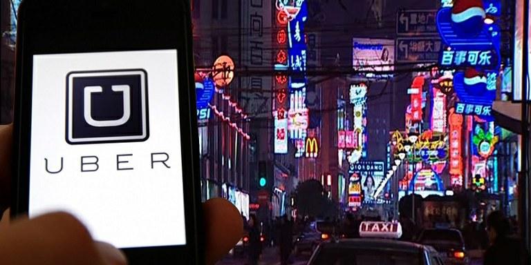 Uber odstopil od bitke za prevlado na kitajskem trgu