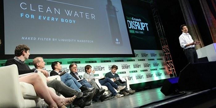 Zmagovalec TechCrunch Disrupt New York 2015 je Liquidity
