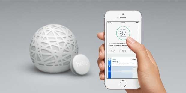 Pripomoček za spremljanje spanca postal senzacija Kickstarterja