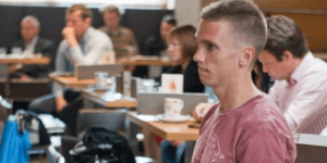Od poznanstva na startup dogodku do redne zaposlitve