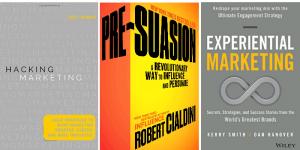10 marketinških knjig, ki jih lahko podarite za praznično darilo