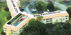 Poslovna priložnost: oglaševanje na strehi