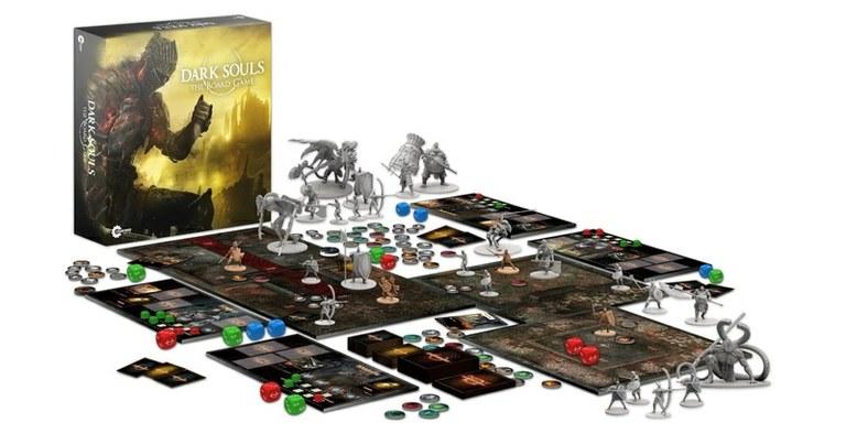 Dark Souls: v treh minutah do zastavljenega cilja na Kickstarterju
