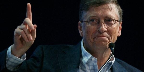 Pred dvajsetimi leti je Bill Gates napovedoval ...