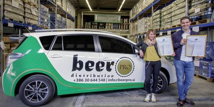 Prva slovenska someljejka piva: Slovenci še nismo dojeli specializacije