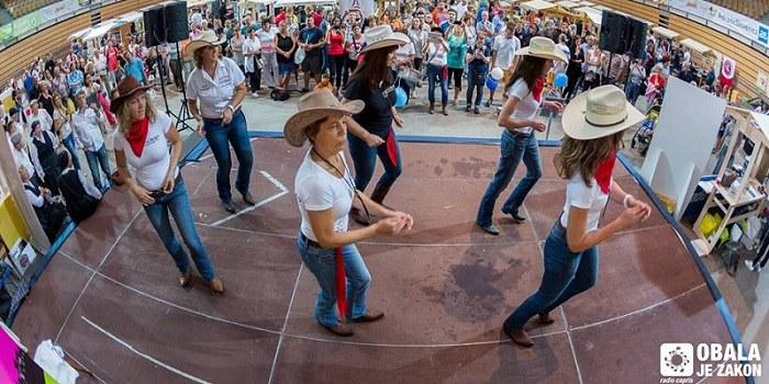 COLORADO Country Line Dance in Zavod Country vabita na njihove treninge
