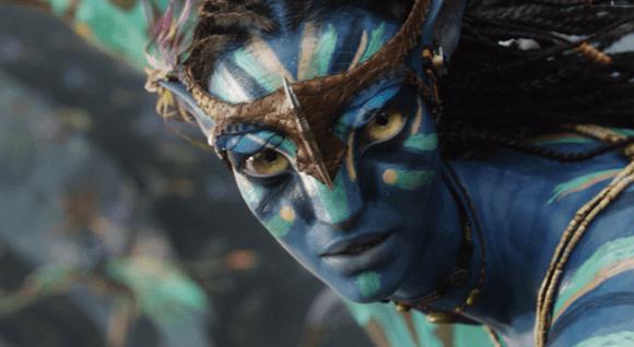 Korejci gledajo Avatar v 4D tehniki