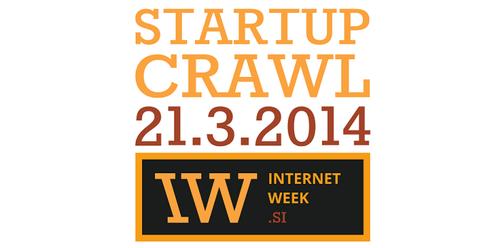 Danes je Startup Crawl Day!