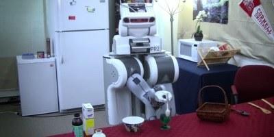 Kje roboti že ogrožajo delovna mesta?