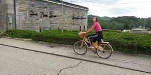 Unikatni Fajn Bicikl navdušuje!