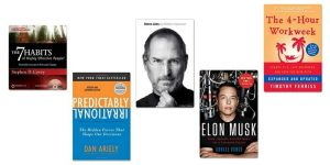 Podjetniška literatura, ki je ne smete spregledati
