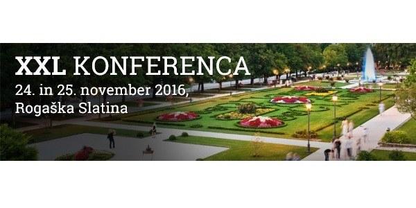 XXL konferenca 2016