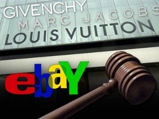 eBay mora plačati odškodnino za prodajo ponaredkov