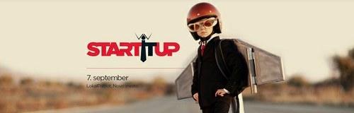 StartItUp! festival v Novem mestu
