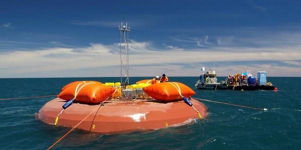 Nova tehnologija za pridobivanje električne energije in sladke vode