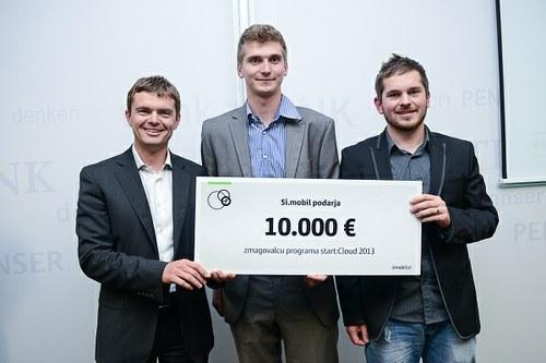 Znani zmagovalci programa start:Cloud 2013