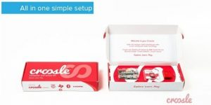 Croosle Smart Kit: nov slovenski projekt na Kickstarterju!