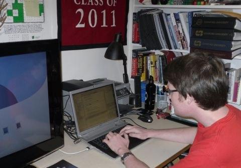 """Računalničarji """"plonkajo"""" največ"""