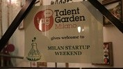 Slovenski podjetniki na StartUpWeekend v Milano