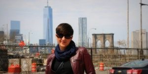 Novomeščanka želi Newyorčanom streči ajdove žgance in kislo zelje