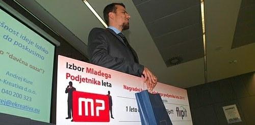 Admir Latić: Vzponi in padci so del podjetniške poti