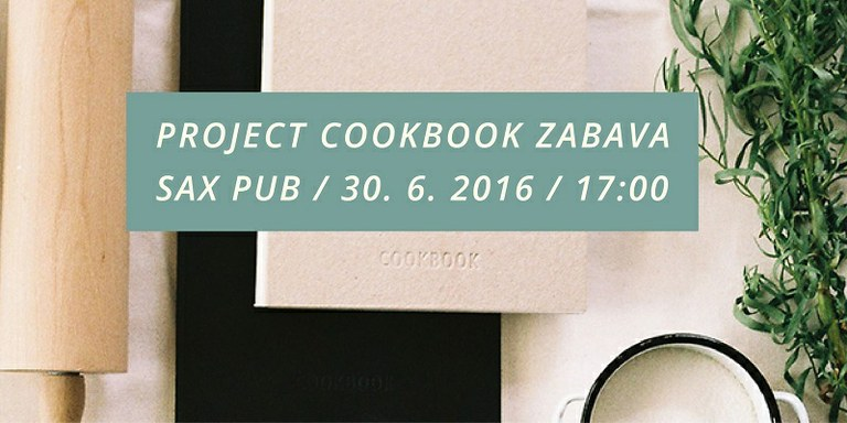 Project Cookbook gre na Kickstarter!
