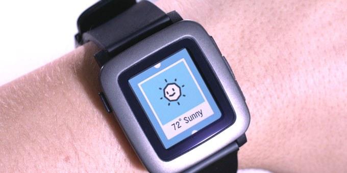 Nov rekorder Kickstarterja: pametna ura Pebble Time