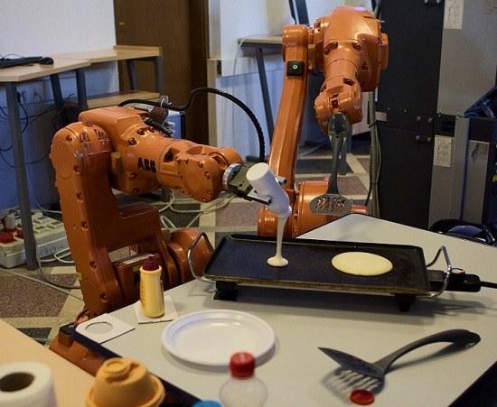Dnevi industrijske robotike - DIR2013