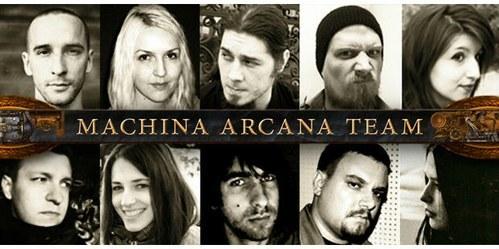Machina Arcana: igra, ki je nikoli ne ponoviš