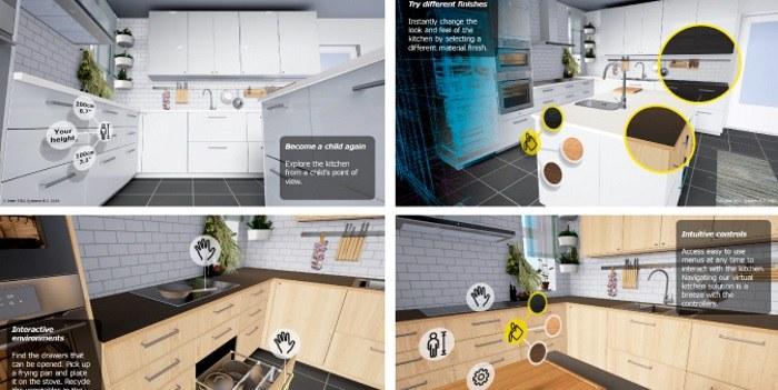 Ikea vstopa v svet virtualne resničnosti