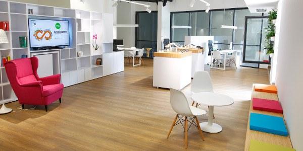 Odprtje Si.mobilovega centra za poslovne uporabnike v Mariboru