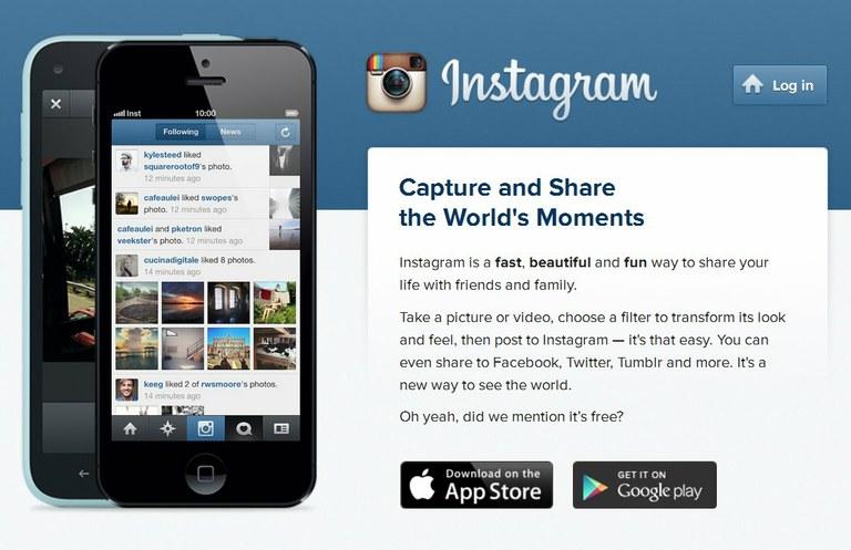 Kako bomo oglaševali na Instagramu?