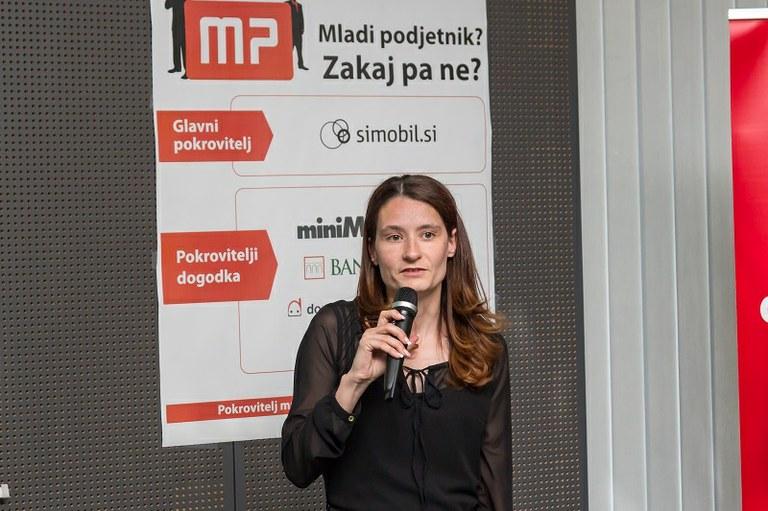 MP intervju: Kristina Kočet - Tiko Pro (Mlada podjetnica leta 2013)