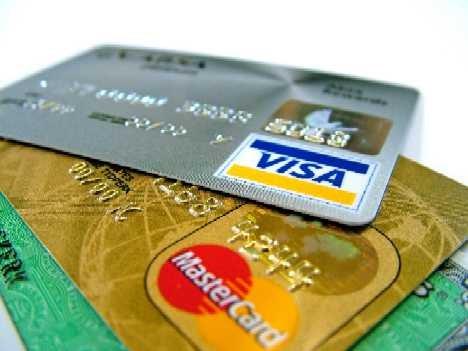 Do sredstev s kreditnimi karticami