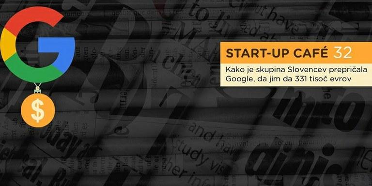 Zakaj je Google Slovencem namenil 331 tisoč evrov?