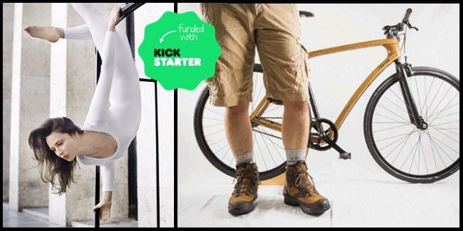 Urban Yoga in Tratar Bikes uspešna na Kickstarterju!