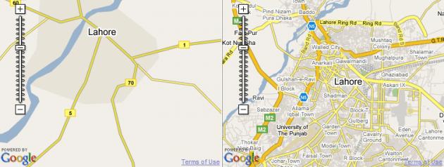 Google Maps z novimi izboljšavami