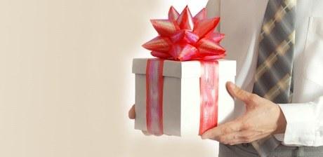 Poslovno darilo za novoletne praznike: Macaroni