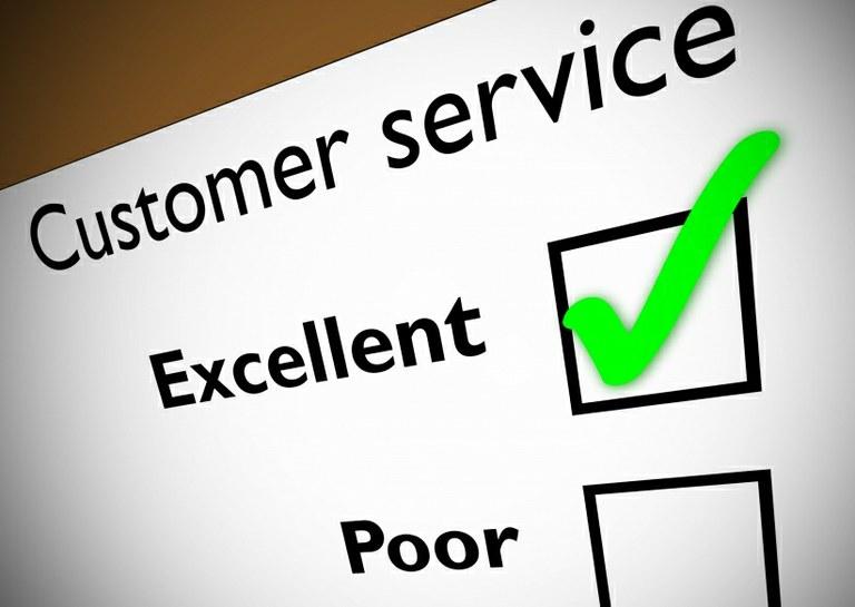 Služba za storitve kot prednost